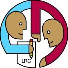 LRC Logo for Saddleback College - Red