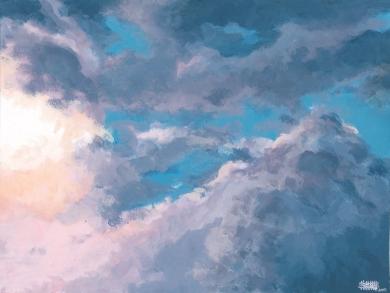 Nubes Sobre Caracas
